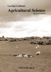 Leaving Certificate Agricultural Science book cover depicting sheep on the Curragh
